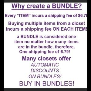 FREE SHIPPING ON BUNDLES WITH MULTIPLE ITEMS 👟🎁